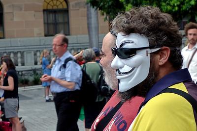 Street protest movement
