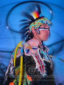 Alex, A Portrait Of A Hoop Dance Champion