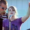 Youth of Integrity Praise Band<br /> Starke County Fair, July 2008