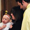 Marissa's Baptism