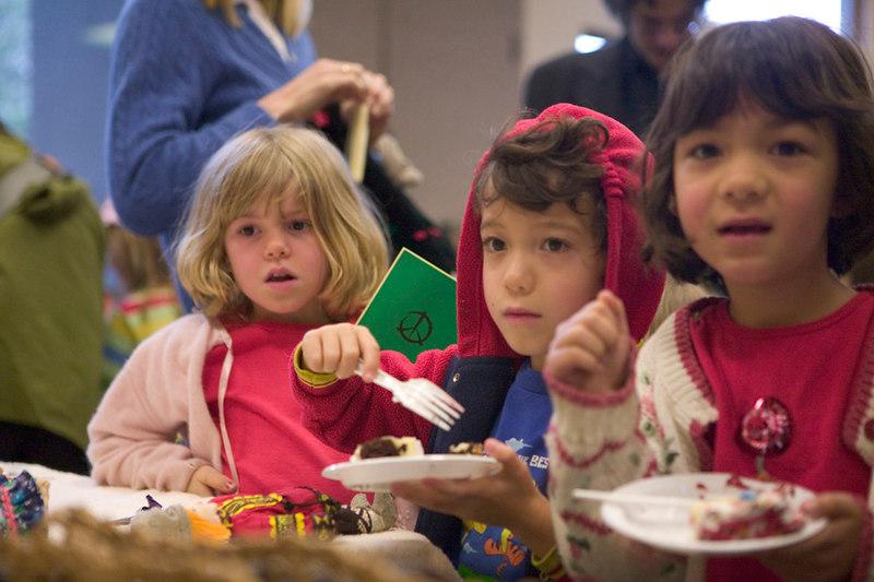Peace Corps Day, UU Neighborhood Church