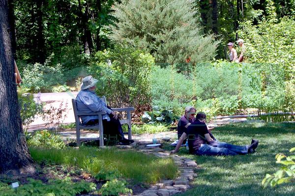 Taltree Arboretum Art in The Garden<br /> 2009