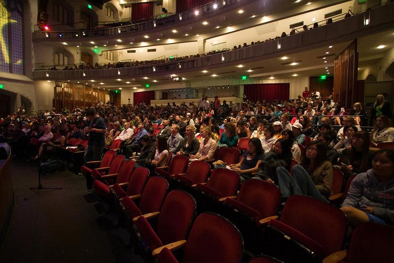 Made Over In America, Bovard Auditorium, USC