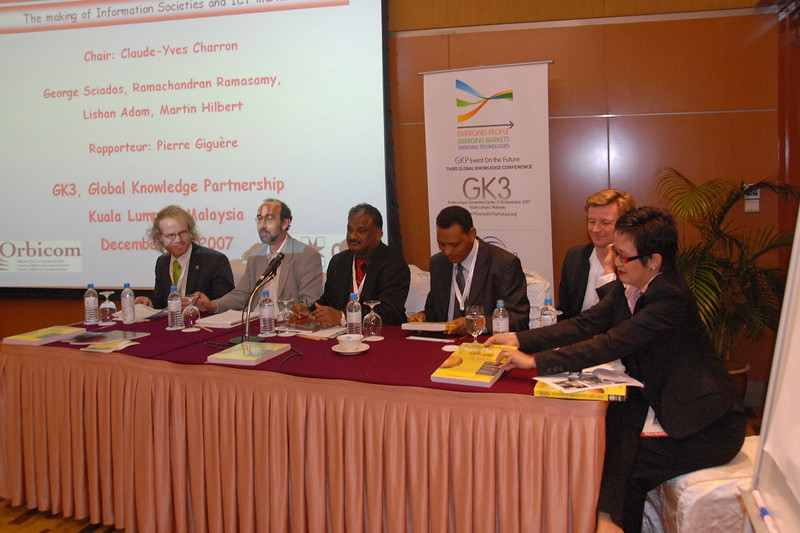 """Images from the launch of the """"Digital Review of Asia Pacific 2007-2008"""" publication at GK3, Kuala Lumpur, Malaysia on 12th Dec, 2007.<br /> For more details please visit <a href=""""http://www.digital-review.org/"""">http://www.digital-review.org/</a><br /> The completely updated edition of the Digital Review of Asia Pacific contains authoritative reports on how 31 economies are using ICT in business, government and civil society written by senior authors who live and work in the region. Included are two subregional chapters on ASEAN and APEC. It also includes thematic chapters. Full text of the publication will be made available shortly. More details"""