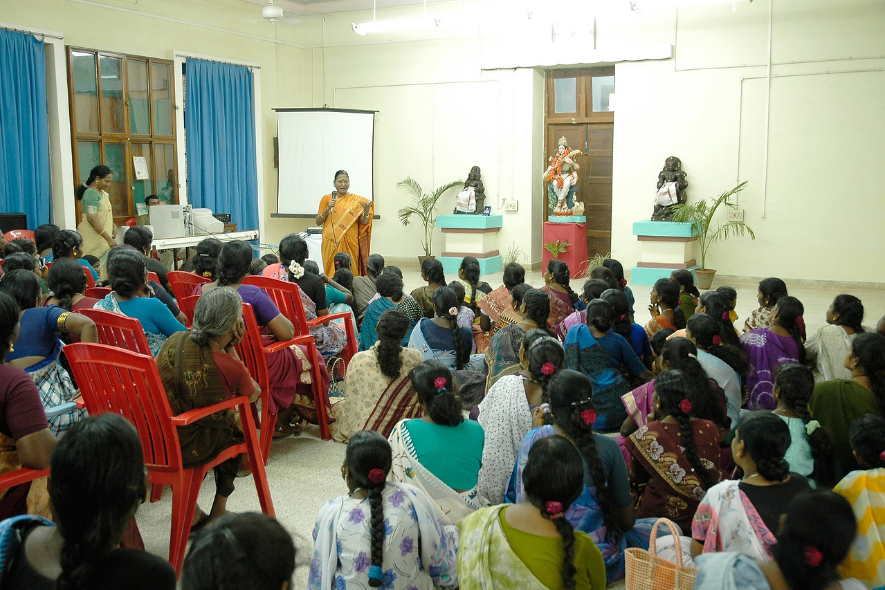 """Gender Issues in E-Society"" conference WIT 2005, 19th and 20th December 2005 at Annamalai University, Chidambaram, Tamil Nadu, India."