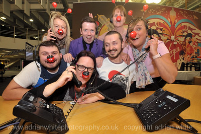 Virgin Media for Comic Relief