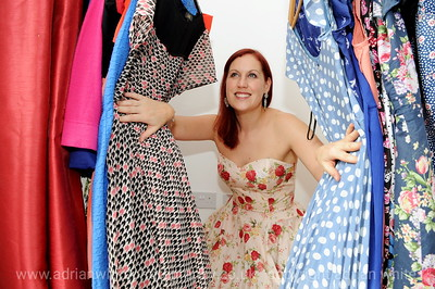 Fashion Wardrobe Feature