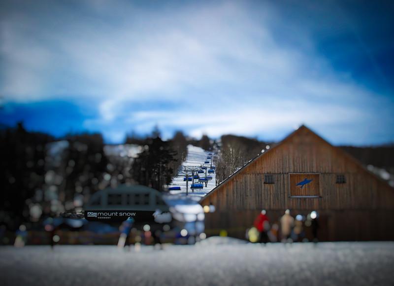Bluebird Express - Mount Snow, VT