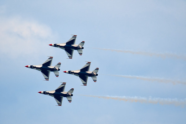 Thunderbirds from Wendy Park