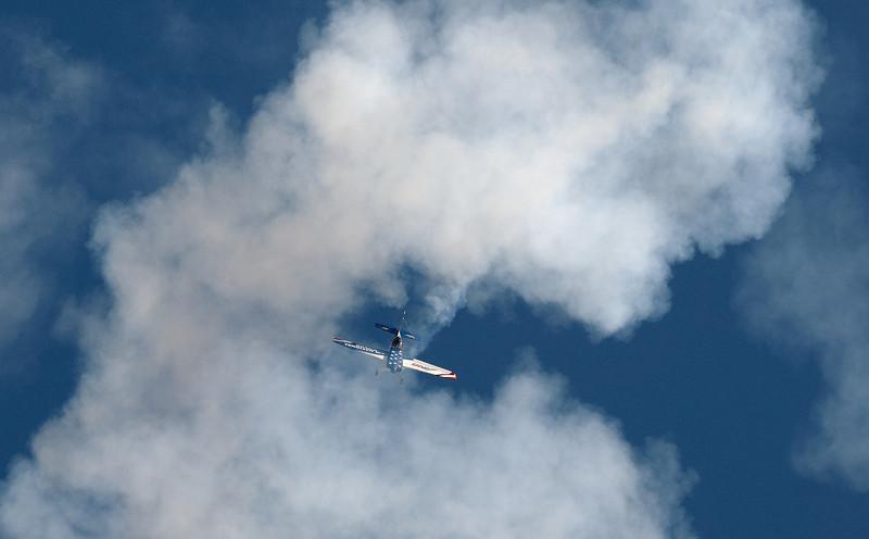 Stunt Pilot - Cleveland Air Show