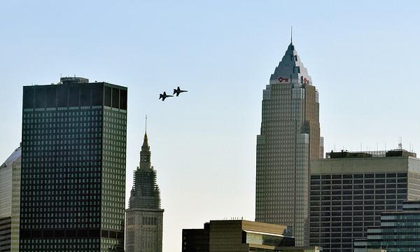 Cleveland Air Show 2008