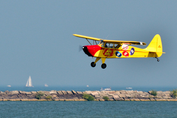 Jelly Belly - Cleveland Air Show 2011