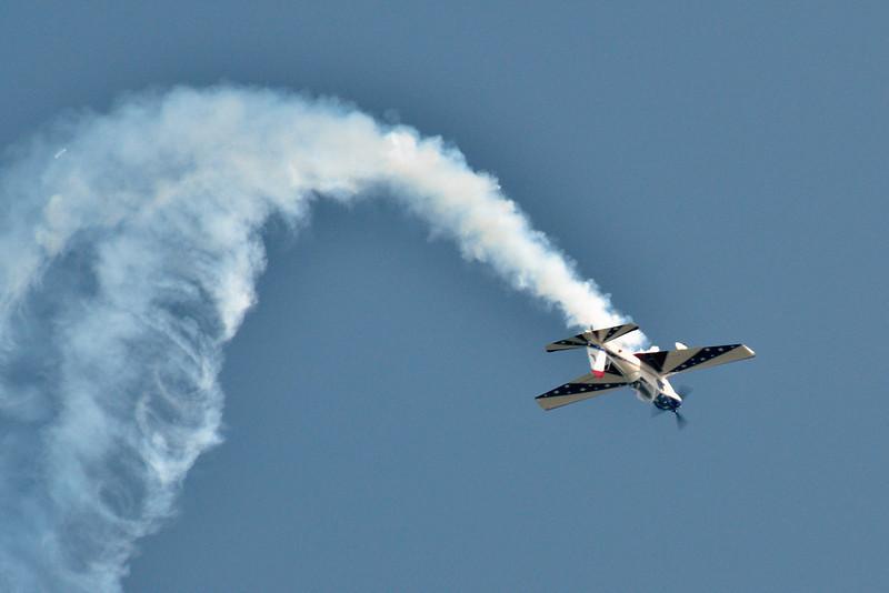 Super Chipmunk - Cleveland Air Show 2011