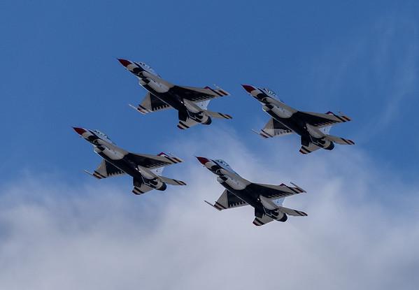Thunderbirds From Centennial Trail