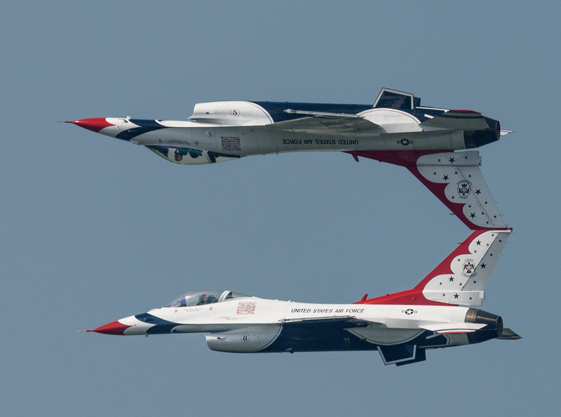 Thunderbirds From The Rock Hall