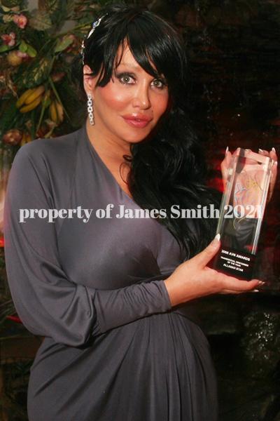 Allanah Starr AVN Award party