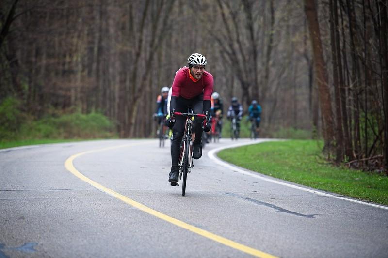 Bike Racing in Munroe Falls