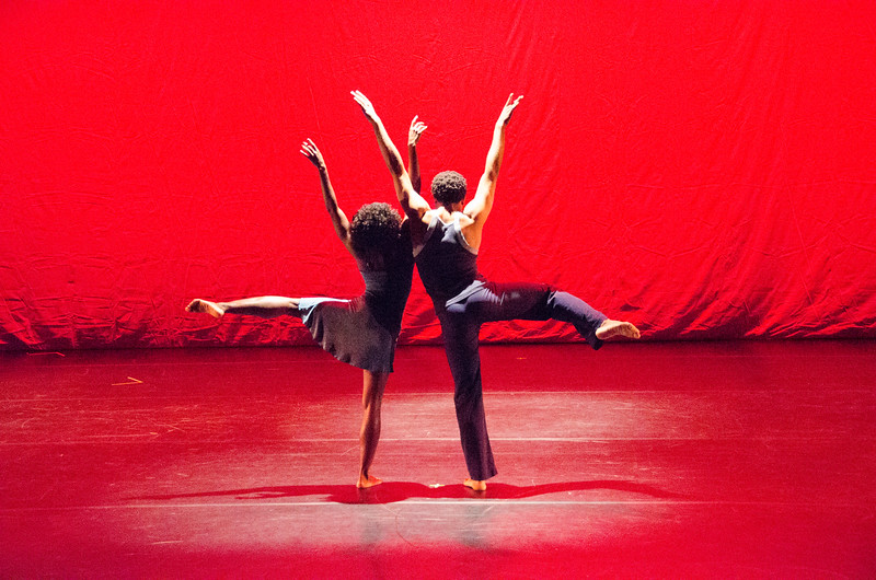 Lula Dance Theater -- Black Rock Center for the Arts