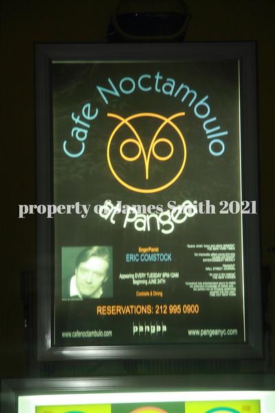 Cafe Noctambulo