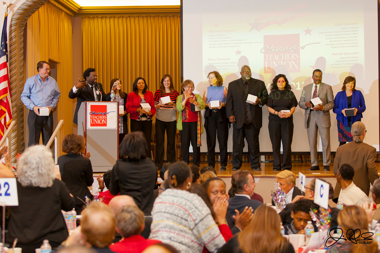 Chicago Teachers Union LEAD 2012