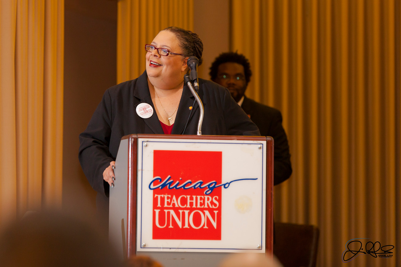 Chicago Teachers Union LEAD 2012
