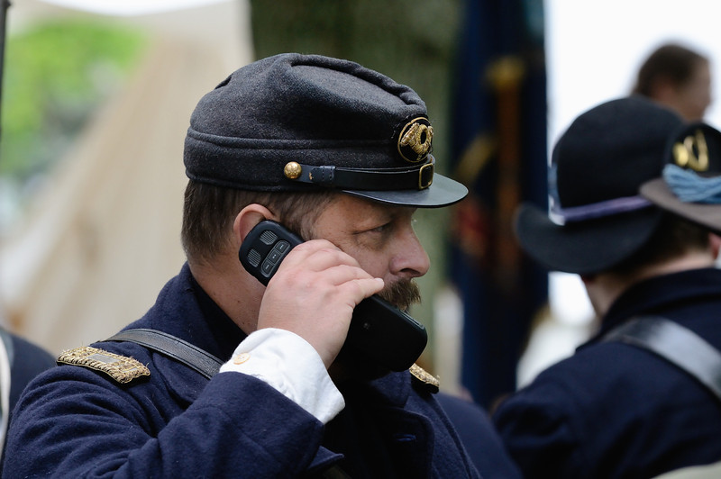 Civil War Cell Phone???