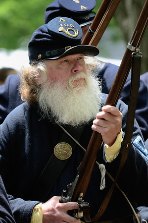 Civil War Re-enactment - Burton, Ohio