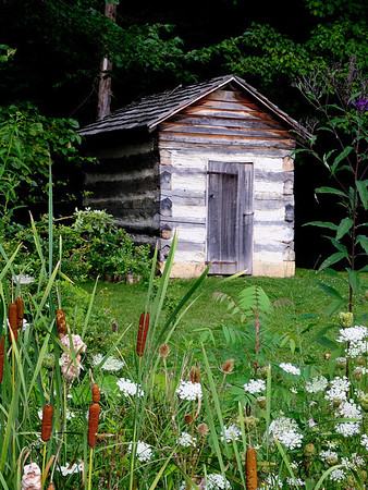 Hale Farm Outhouse