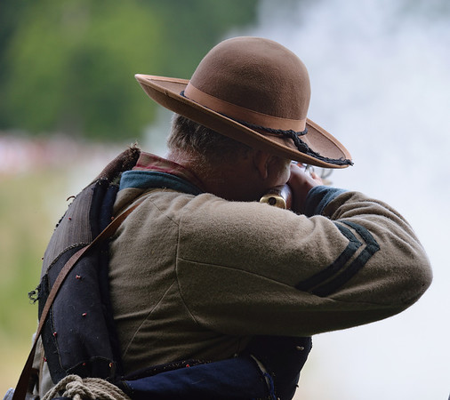 Civil War Reenactment - Hale Farm