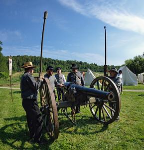 Civil War Reenactment - Hale Farm