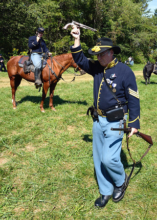 Zoar Civil War Reenactment 2013