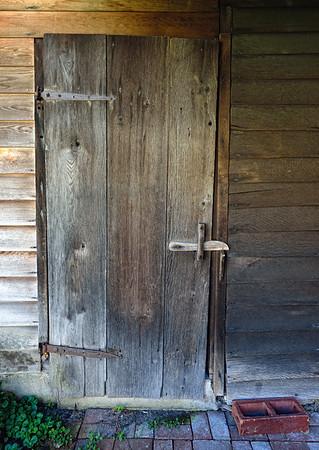 Old Door in Zoar