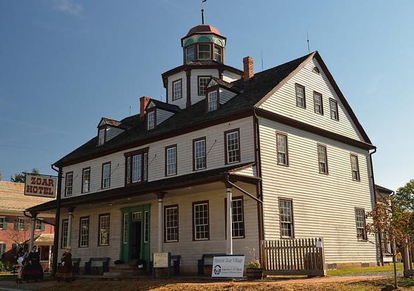 The Historic Zoar Hotel