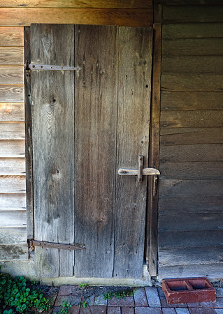 Old Door in Zoar