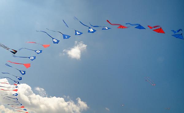 Lets Go Fly A Kite - Cleveland Kite Festival