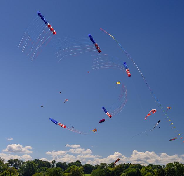 Cleveland Kite Festival