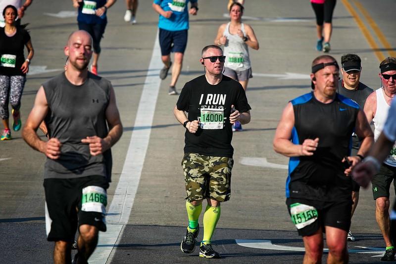 Photos from the Cleveland Marathon 2019