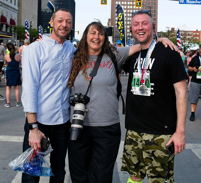 Photos from the Cleveland Marathon 2019