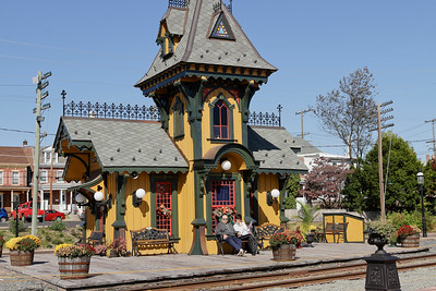 """BOYERTOWN STATION"""