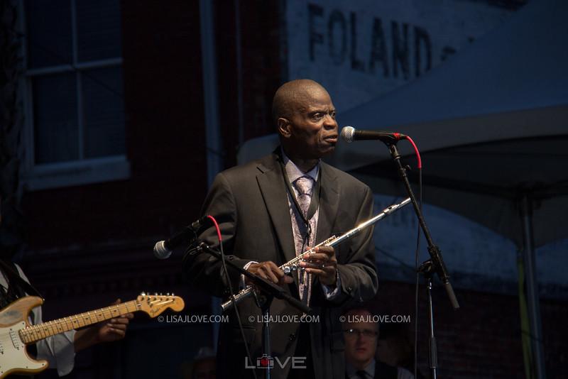 maceo parker. jacksonville jazz festival 2015