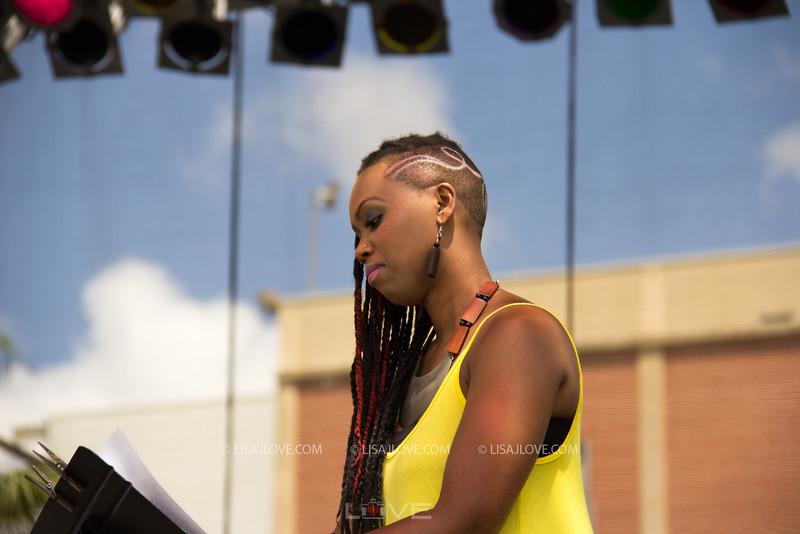 lisa mcclendon. jacksonville jazz festival 2015