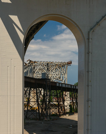 New Bridge - Old Bridge