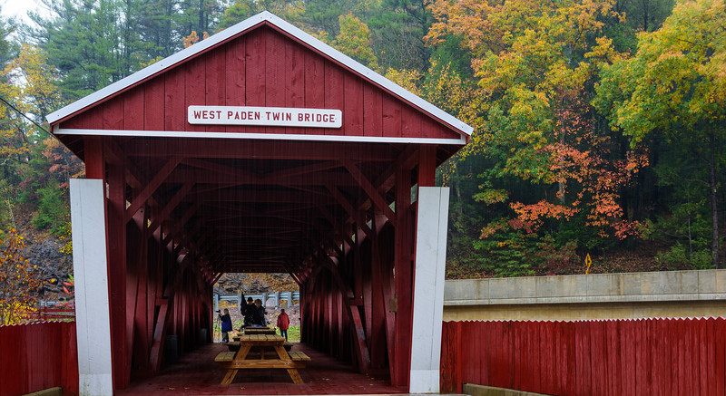Covered Bridges of Columbia County, PA
