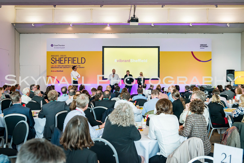 Corporate Event Photography in Sheffield