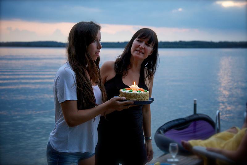 Cousinicos, Bass Lake. © Michel Botman Photography, 2013