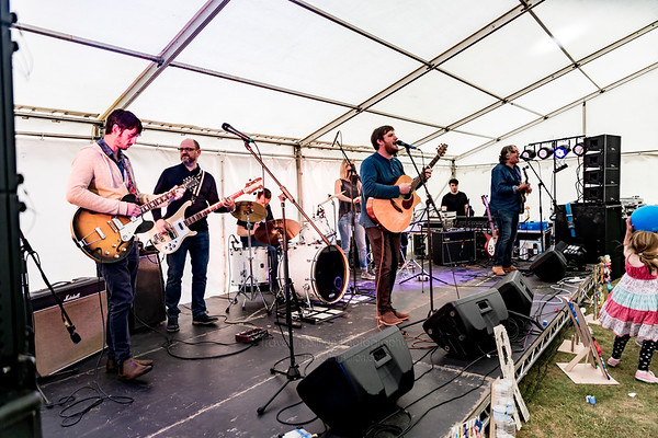 Barnaby Festival 2018 - Saturday Pictures - must credit www travellingsimon com-324