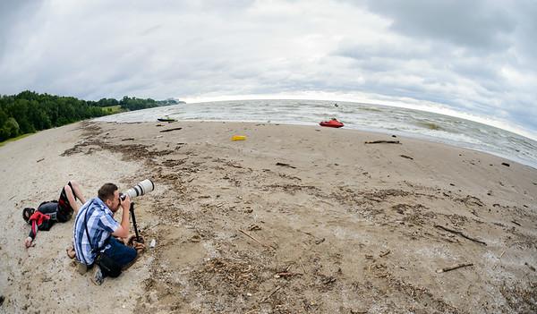 Dale at Edgewater Beach