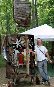 In memory of Danny Mathewson.  This photo was taken at the Eno Festival, July 4, 2007.