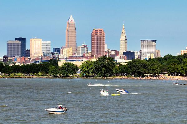 The World Famous Resort City - Cleveland, Ohio