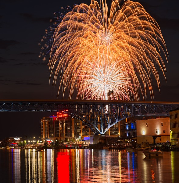 Cleveland Fireworks